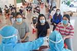 Một trường ở Quảng Nam có 159 trường hợp test nhanh dương tính với SARS-CoV-2
