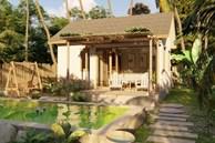 Những mẫu nhà vườn nhỏ đẹp, chi phí rẻ quá 'chill' để nghỉ dưỡng cuối tuần