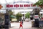 Bệnh nhân đột ngột tử vong khi mổ xoang tại bệnh viện: Giám đốc Sở Y tế Hoà Bình nói gì?